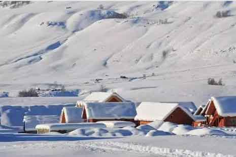 喀纳斯冬天能去吗 喀纳斯冬天旅游攻略