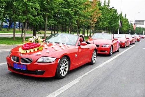乌鲁木齐婚车车队租赁价格