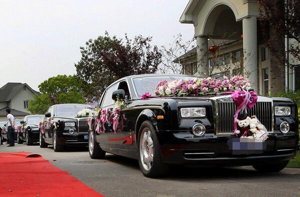 乌鲁木齐婚庆租车哪家好?