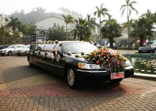 乌鲁木齐结婚租车价格多少