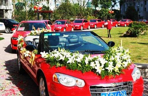 乌鲁木齐婚庆租车大概多少钱?