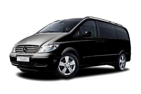 乌鲁木齐租车7座奔驰唯雅诺价格费用多少钱