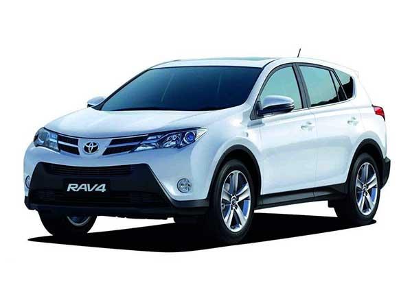 乌鲁木齐租车丰田RAV4 7座价格费用多少钱