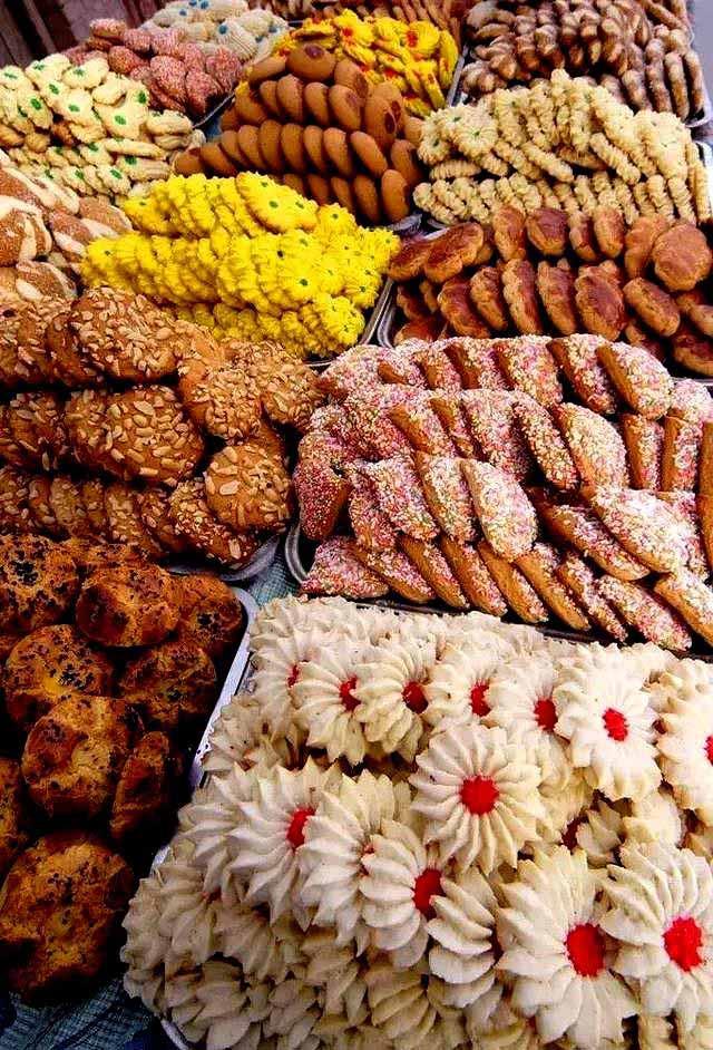 新疆旅游攻略,好吃的多就少不了甜点,那些不怎么听过的新疆点心