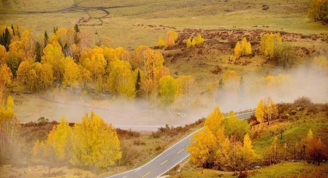 去新疆自驾游,不走过这8条公路去哪儿都是瞎跑!