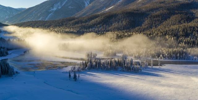 新疆冬季喀纳斯旅游攻略,超实用教你怎么玩