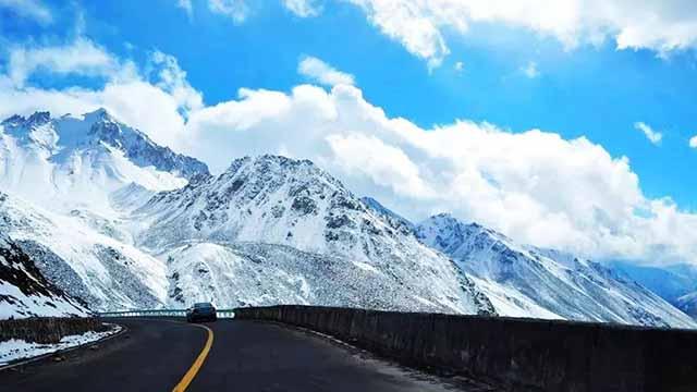 新疆9天自驾攻略 横贯天山独库公路 喀拉峻 班禅沟 九曲十八弯