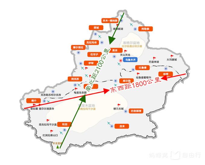 到新疆旅游必看的包车攻略(附经典旅游路线)