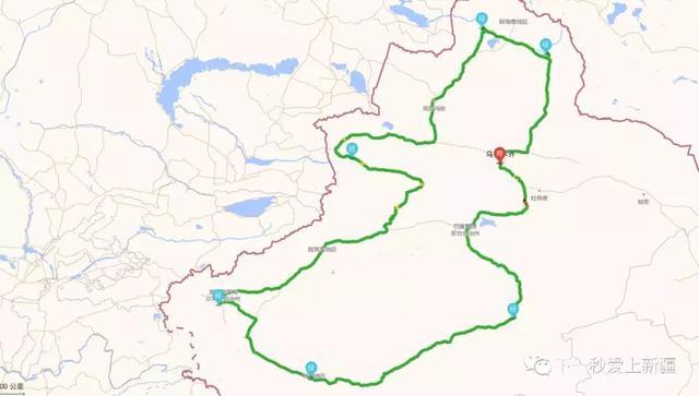 新疆最全自驾路线整理,新疆自驾游必读攻略