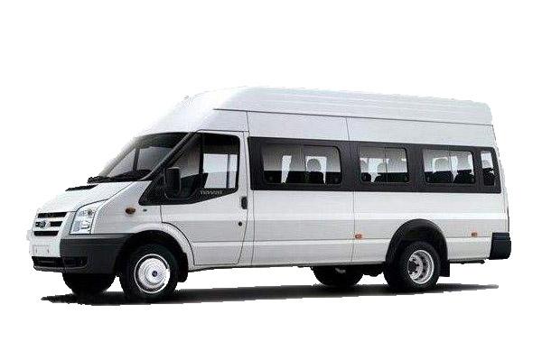 乌鲁木齐租中巴车15-17座福特全顺价格费用多少钱